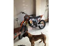 Ktm sxf 250 2009 great condition