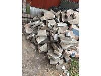 Free broken slabs