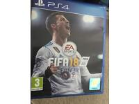 Fifa 18 from game store, New!