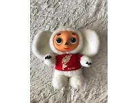 Russian soft toy cheburashka olympic team