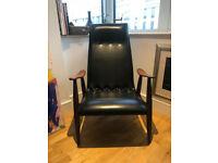 Mid Century Louis Van Chair