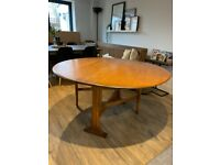 Rare Ercol drop leaf table
