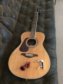 Acoustic Guitar - Left handed - Vintage LH-V300