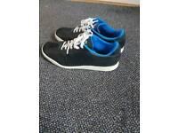 Adidas Adicross Golf Shoes Mens UK 10.5 US 11 black