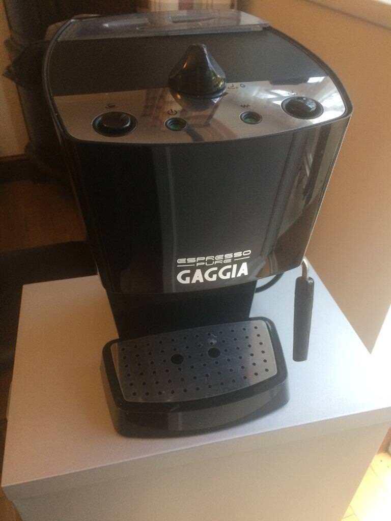 Expresso Coffee Machine - Gaggia   in Ipswich, Suffolk   Gumtree