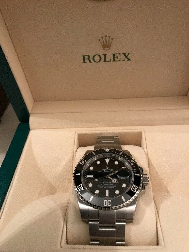 dating a rolex watch serial number