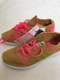 New ladies adidas natural run trainers
