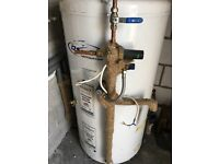 OSO unvented water heater