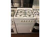 55CM WHITE LEISURE GAS COOKER