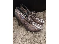 #3 clarks women's shoes size 3 original store reject