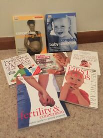Pregnancy Books in Excellent Condition