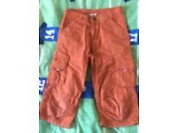 John Lewis Boy 3/4 trousers Age 10