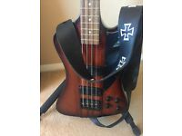 Epiphone Thunderbird PRO-IV Active Bass, Vintage Sunburst - as new