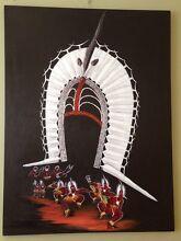 Torres Strait Island Art Atherton Tablelands Preview