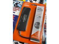 USB Hub Card Reader, Combo USB 3.0 Hub with 3 USB Data Ports and SD/Micro SD