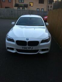 BMW 5 Series 520D Msport