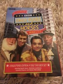 Only fools and horses - dvd box set