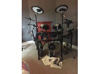 Roland V Drums TD25kv Electric Drum Kit With Extras