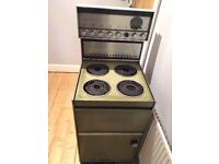 REDUCED Vintage style Belling electric cooker