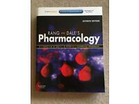 Rang and Dale Pharmacology 7th eddition
