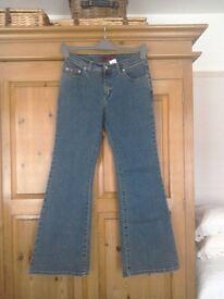 Womens Peruna, vintage style jeans.