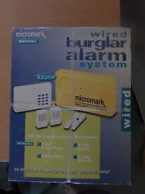 Micromark Burglar Alarm