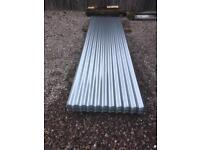 New roofing sheets