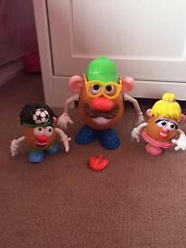 Mr potato toys