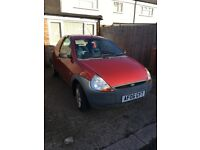 Ford ka, perfect drive, service hist & mot phone number in description