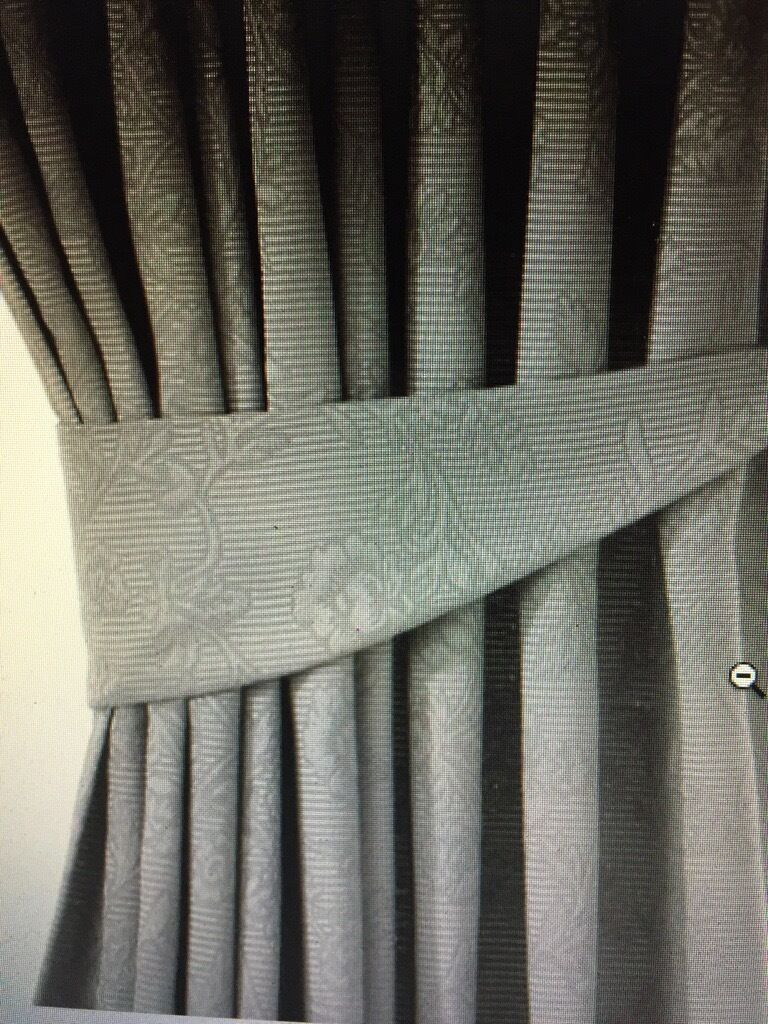 Ikea Blekviva Curtains Grey 2 Pairs Available In