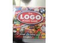 The logo board game - original game
