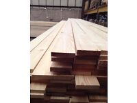 Planed timber 4x1 4.8m(16ft)treated &untreated