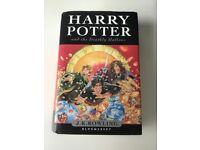 Harry Potter and the Deathly Hallows - Hardback