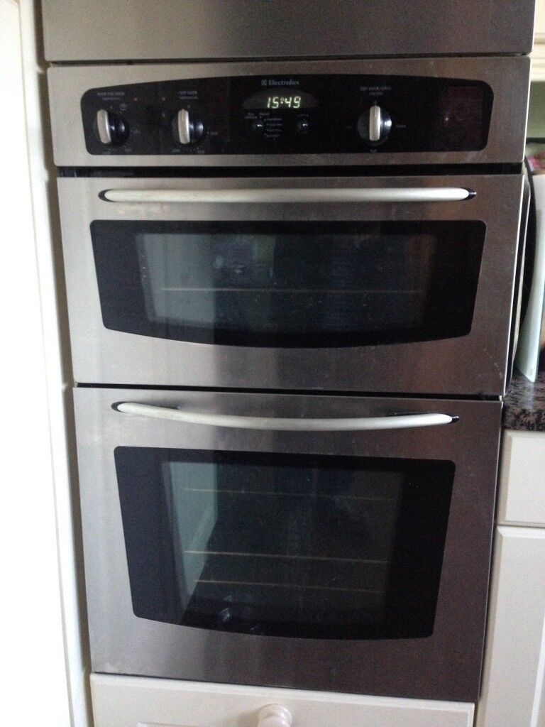 Electrolux fan assisted oven