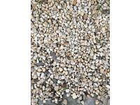 Stones free to whoever will collect
