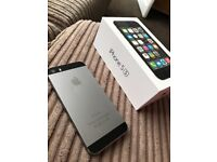 Apple iPhone 5s. Space grey. Vodafone