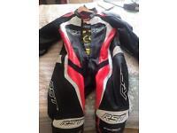 RST race suit