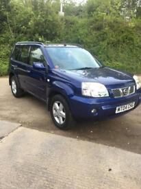 For sale Nissan x-trail 2.2 diesel