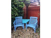 Garden companion seat