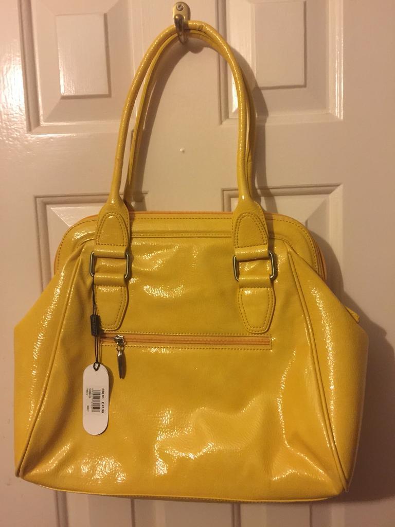 Handbag Charlotte Reid London Design