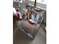 Large Framed Mirror - Modern