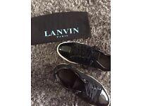 Mens Lanvin Suede shoes