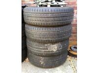Vivaro /Traffic/ Primastar wheels/tyres