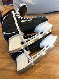 Bauer Ice Hockey Skates Size 11