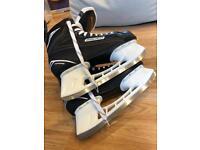 Bauer Ice Hockey Skates Size 11