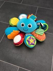 Lamaze octopus toy