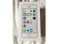 Used iPhone 5s, Silver, 16gb