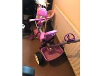 Kids Trike/Swing/Bath and Bath Seat Need Gone ASAP