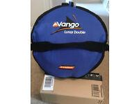 Vango Lunar Double Sleeping bag 2-3 Seasons