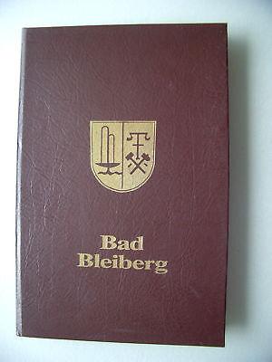 Bad Bleiberg einst und jetzt Beitrag 650-Jahr-Jubiläum